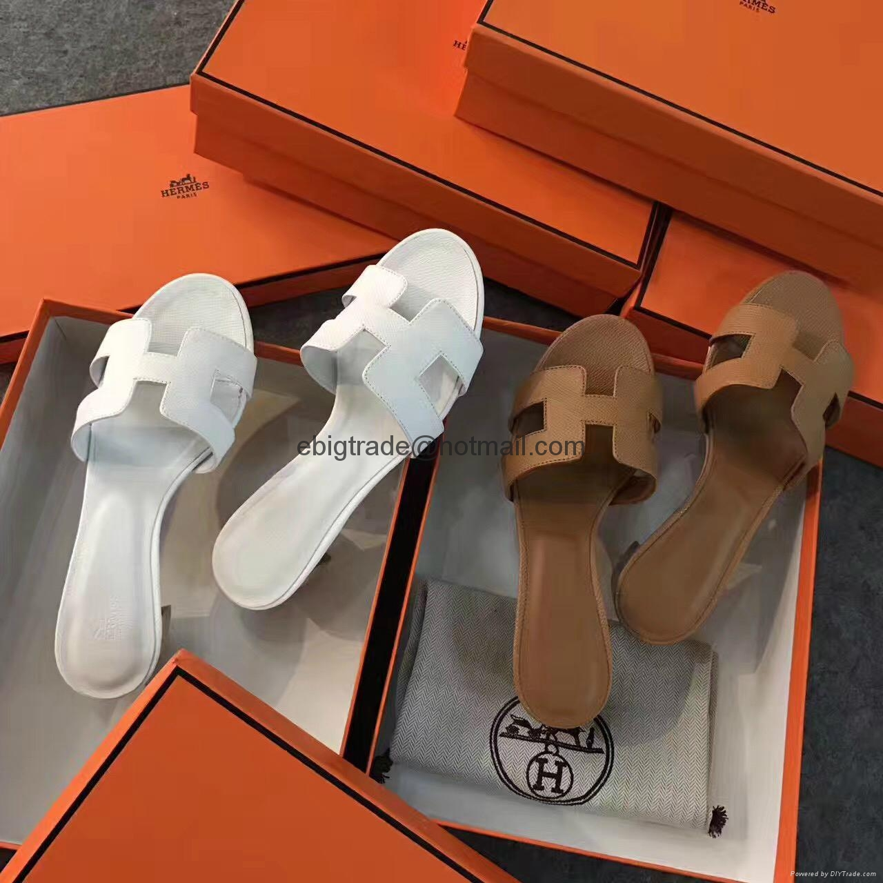 Cheap Hermes Leather Shoes Hermes Sandals Replica Hermes