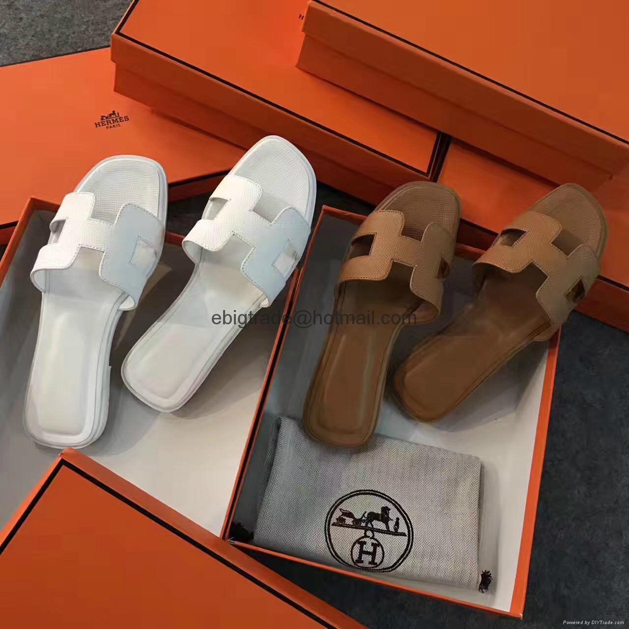 956e72fada0 Cheap Hermes Leather shoes Hermes sandals replica hermes shoes on ...
