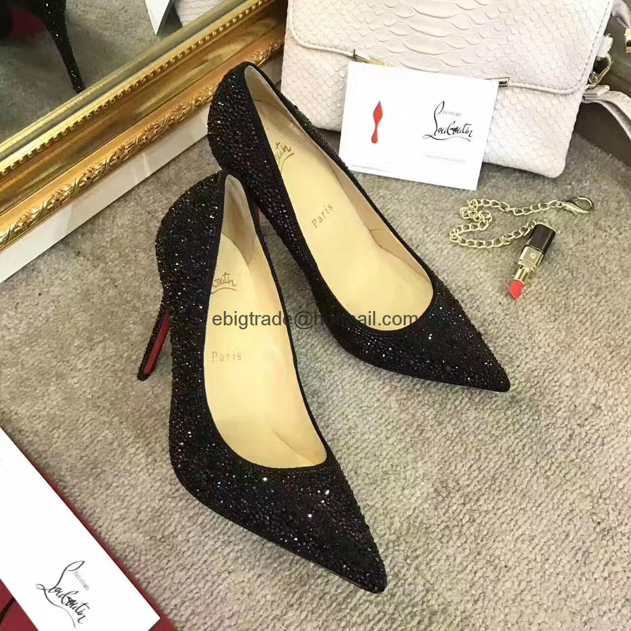 Cheap Christian Louboutin high heels christian louboutin Pumps Louboutin shoes  15