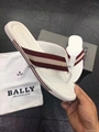 bally leather  Flip Flop