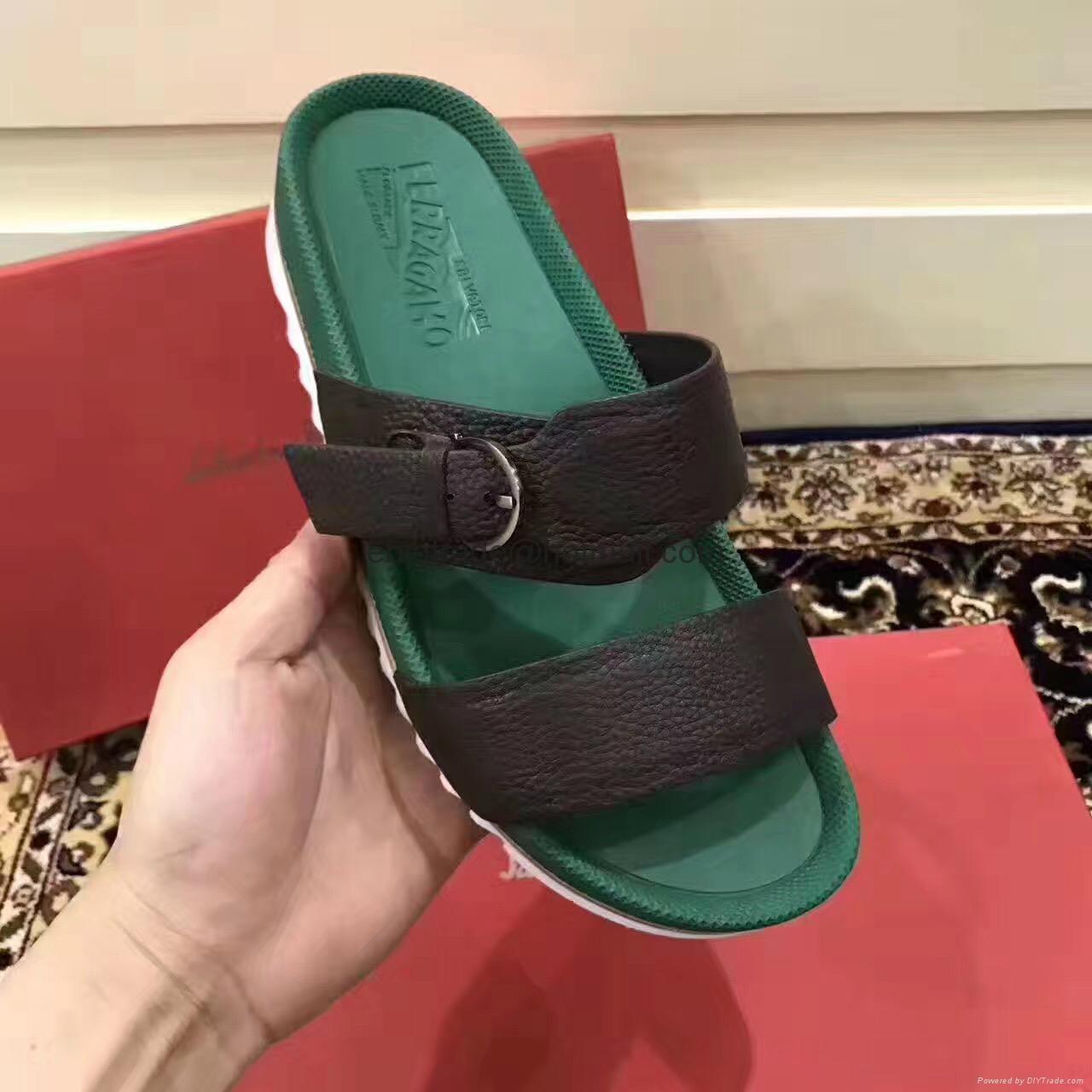 Ferragamo men sandals