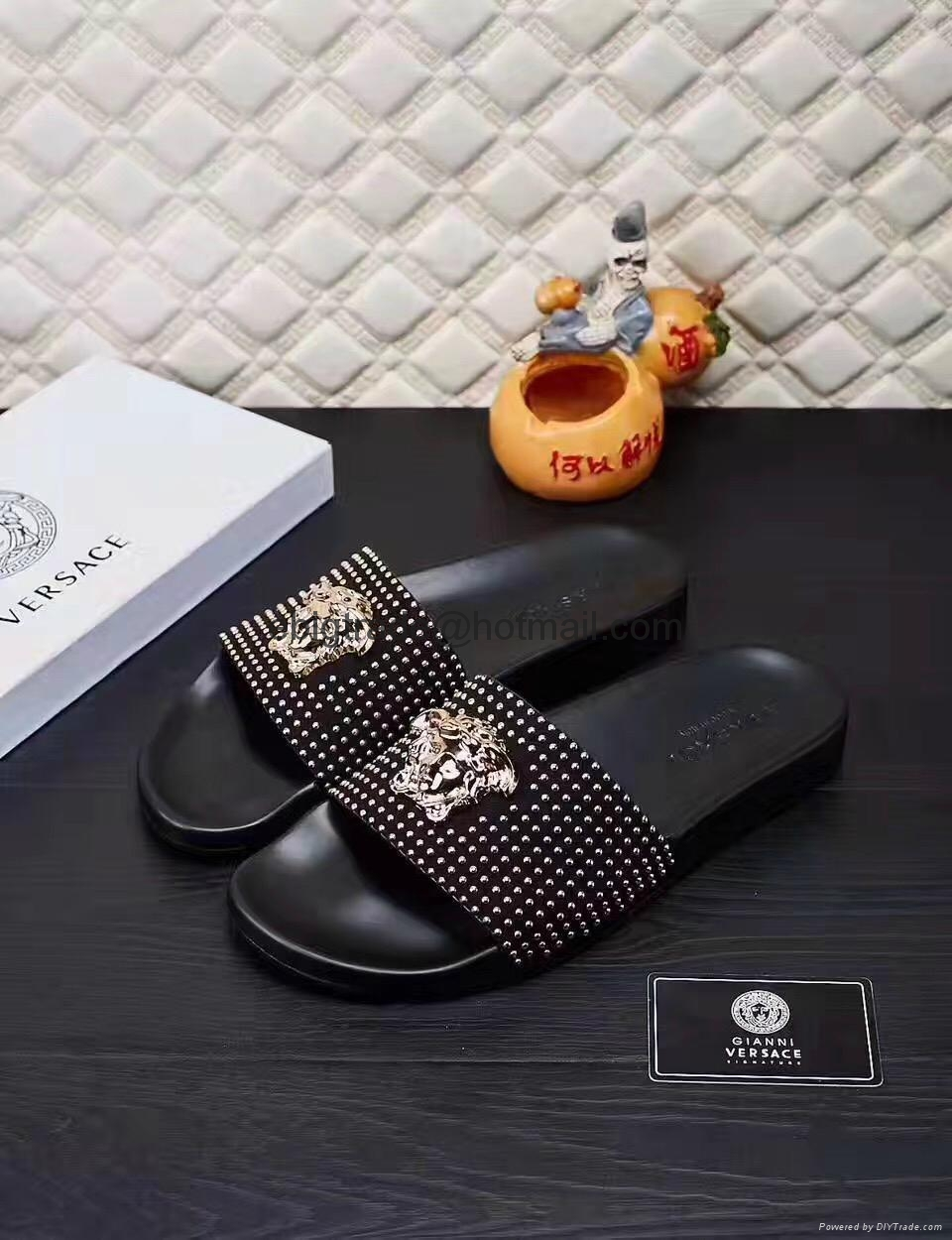 Cheap Versace Sandals For Men Men S Versace Medusa Slides