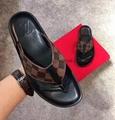 Cheap LOUIS VUITTON men's Sandals LV slippers LV sandals LV FLIP FLOPS ON SALE  4