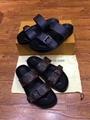 Cheap LOUIS VUITTON men's Sandals LV slippers LV sandals LV FLIP FLOPS ON SALE  7