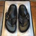 Cheap LOUIS VUITTON men's Sandals LV slippers LV sandals LV FLIP FLOPS ON SALE  8