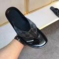 Cheap LOUIS VUITTON men's Sandals LV slippers LV sandals LV FLIP FLOPS ON SALE  10