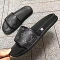 Cheap LOUIS VUITTON men's Sandals LV slippers LV sandals LV FLIP FLOPS ON SALE  11