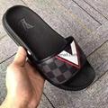 Cheap LOUIS VUITTON men's Sandals LV slippers LV sandals LV FLIP FLOPS ON SALE  14