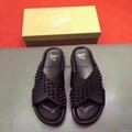 Cheap Christian Louboutin sandals for men Christian Louboutin Flop Flips slippes 12