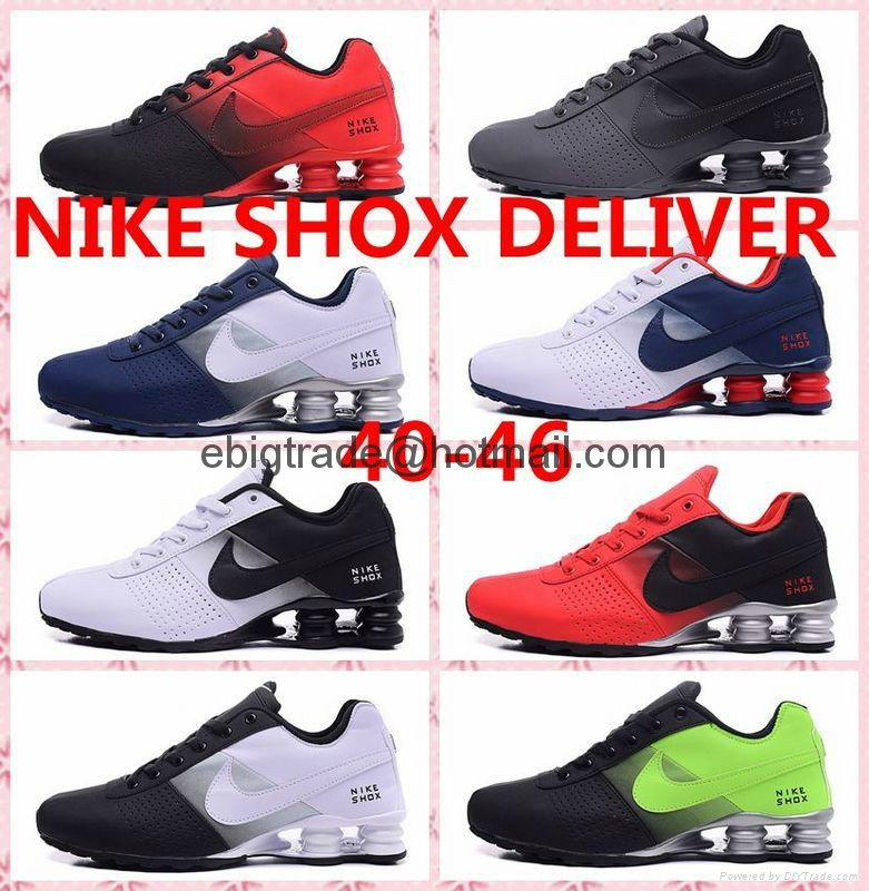 ff1eb14a83cd ... where to buy mens nike shox deliver running shoes size 14 white eu  48.5. mens
