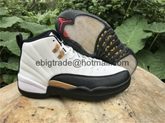 Cheap Nike Air Jordan 12 Retro OVO air Jordan 12 retro Air Jordan shoes on sale