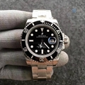 Rolex Submariner Black Ceramic 116610 Stainless Steel