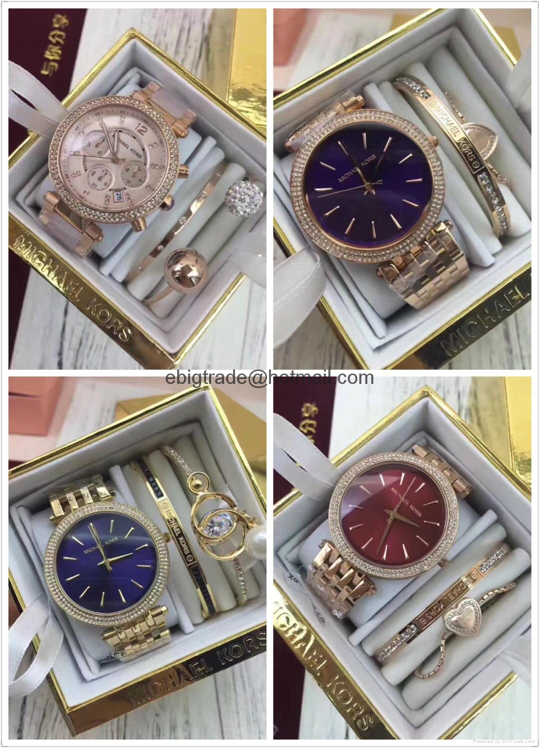 MK Watches ladies