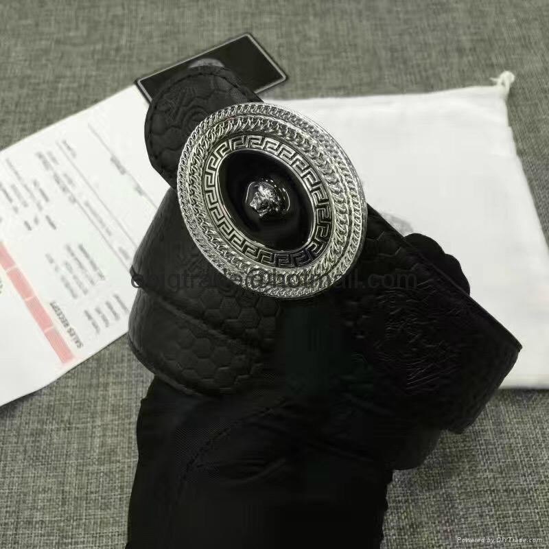 men's Versace belts
