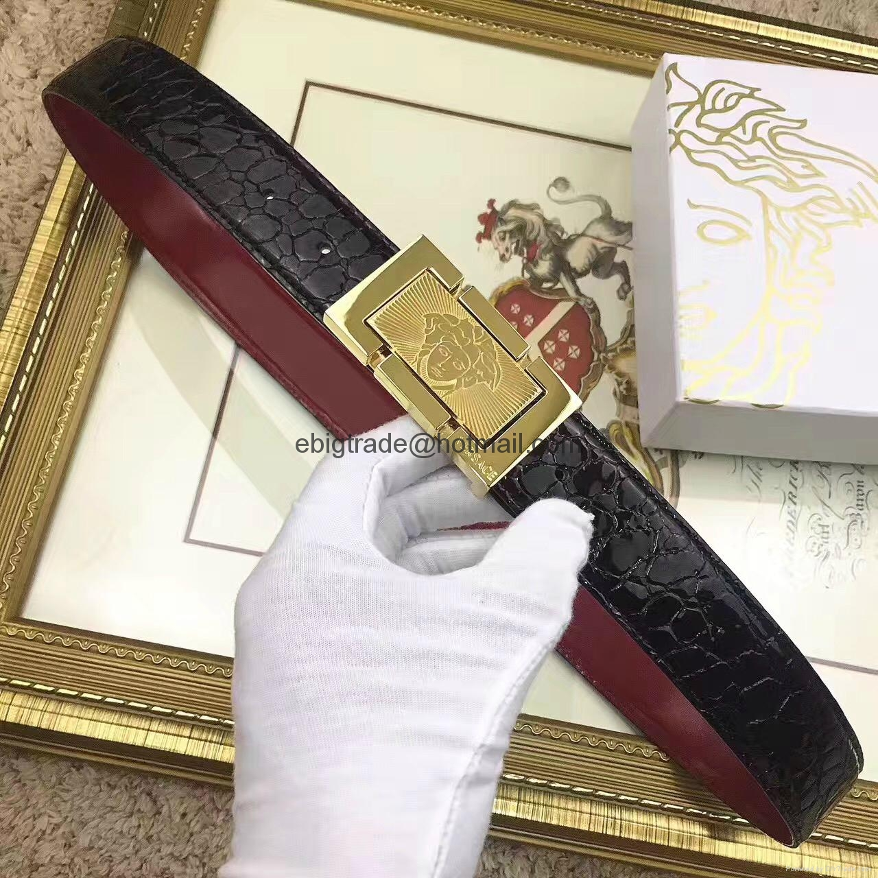 replica Versace belts