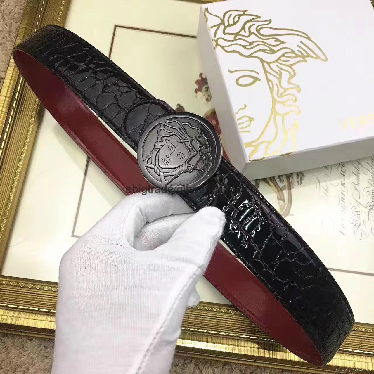 Versace belt