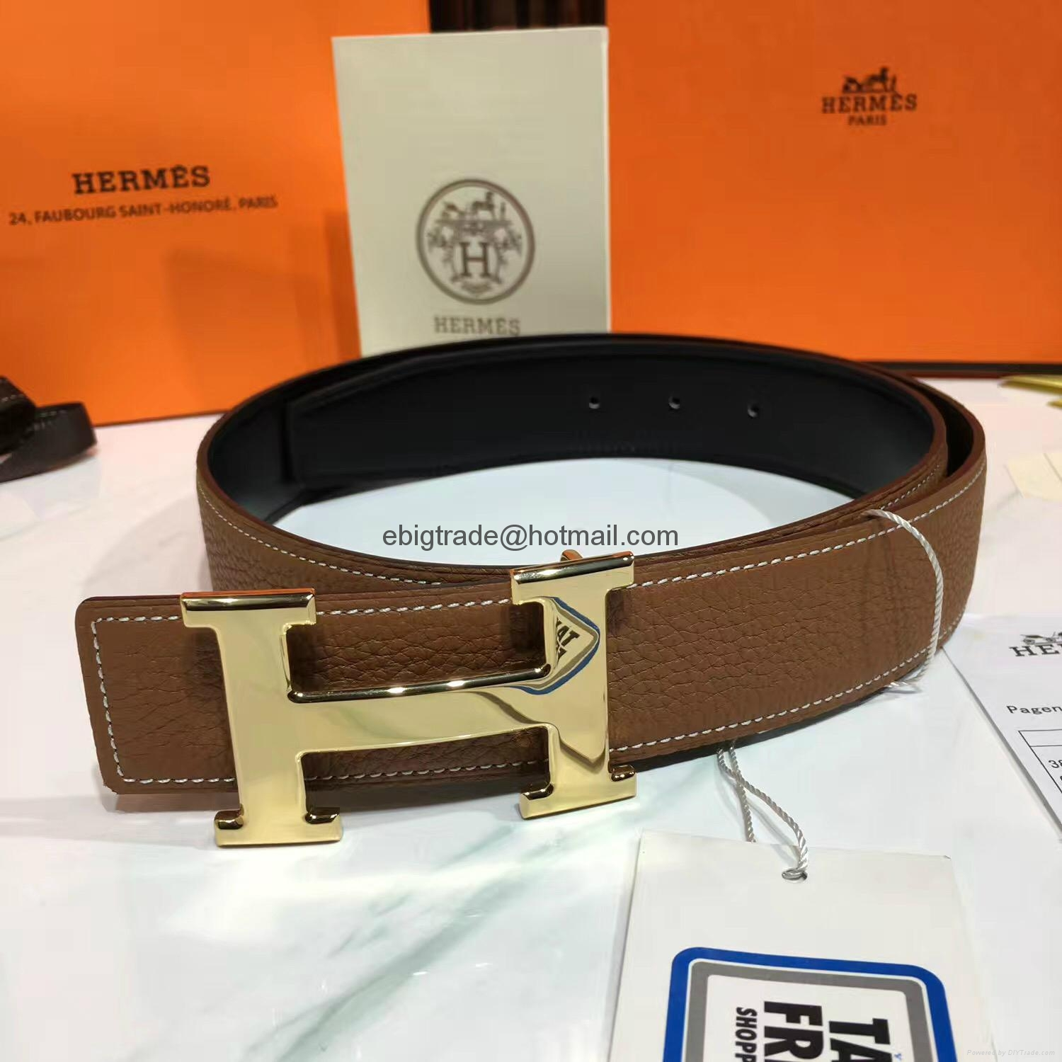 men's  Hermes Belts