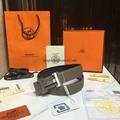 Hermes Belts leather