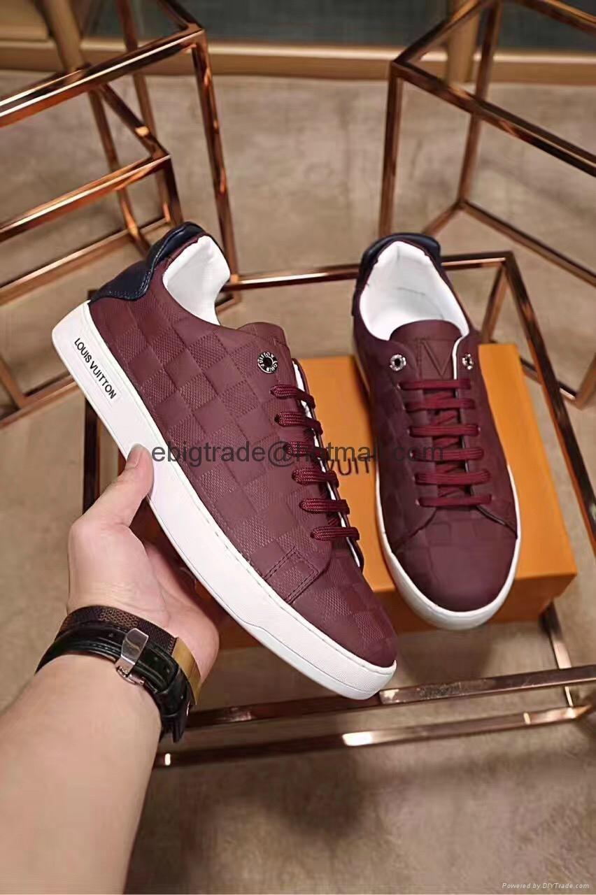 Louis Vuitton sports shoes