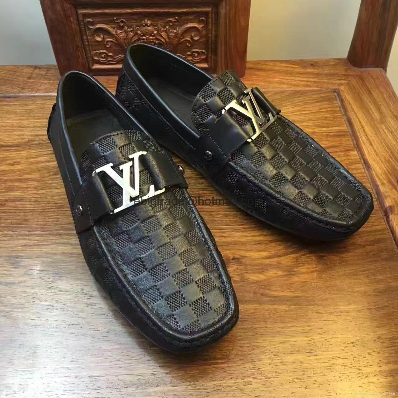 discount LV driving shoes