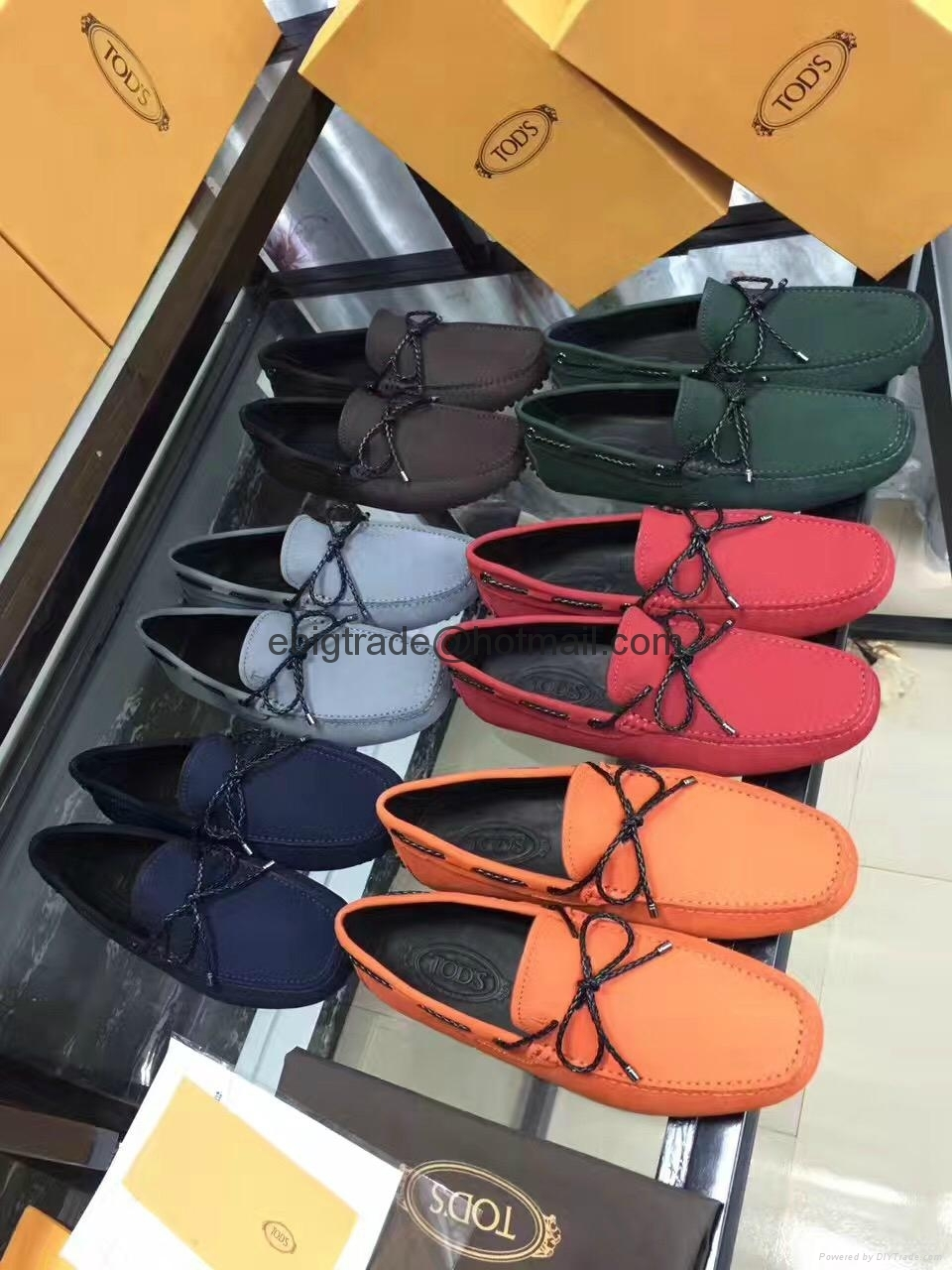 replica TOD'S shoes