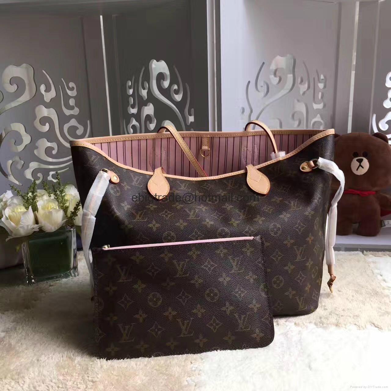 LV neverfull bags