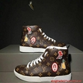 Cheap Louis Vuitton sneakers for men LV high-top sneakers LV shoes for men