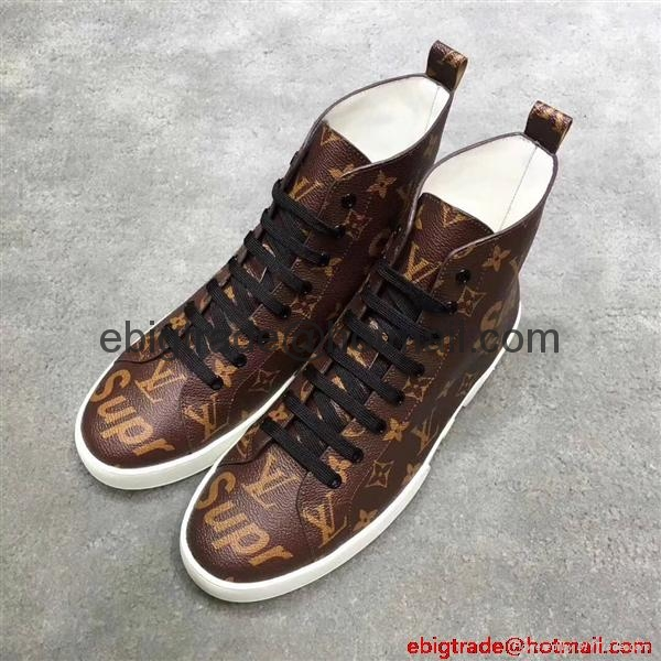 cheap louis vuitton sneakers for men lv hightop sneakers