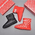 Cheap LOUIS VUITTON boots for women LV X SUPREME Shoes LV shoes for women