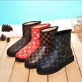 Cheap LOUIS VUITTON boots for women LV X