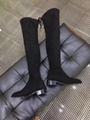 Stuart Weitzman Suede Knee High Boots Cheap Stuart Weitzman women boots
