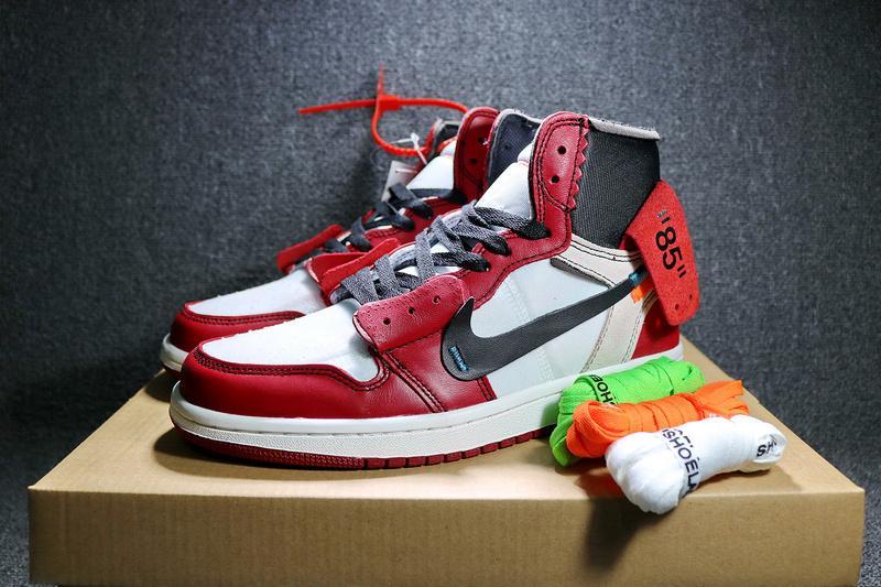 Air Jordan 1 x Off White AJ1