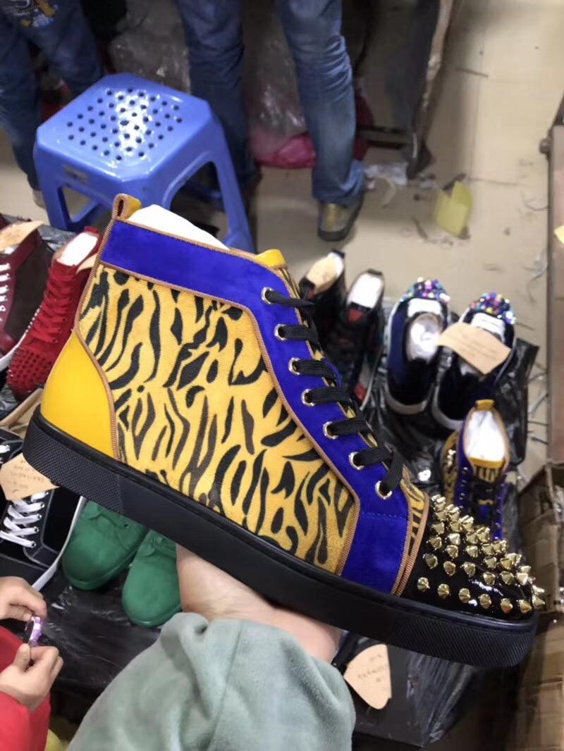 men Christian Louboutin sneakers