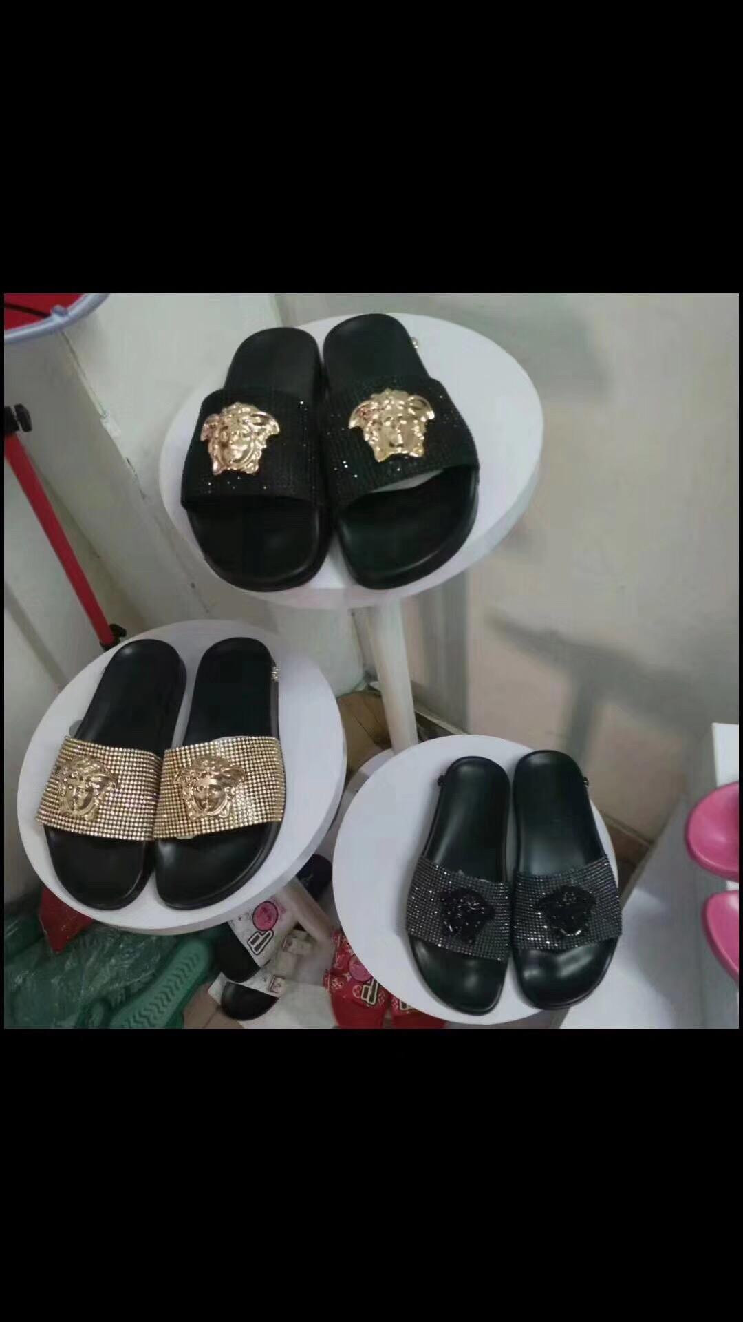 Versace Sandals slippers