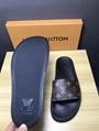 Cheap LOUIS VUITTON men's Sandals LV slippers LV sandals LV FLIP FLOPS ON SALE
