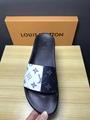 Cheap LOUIS VUITTON men's Sandals LV slippers LV sandals LV FLIP FLOPS ON SALE  17