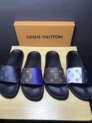 1b1db0953c46 Cheap LOUIS VUITTON men s Sandals LV slippers LV sandals LV FLIP FLOPS ON  SALE