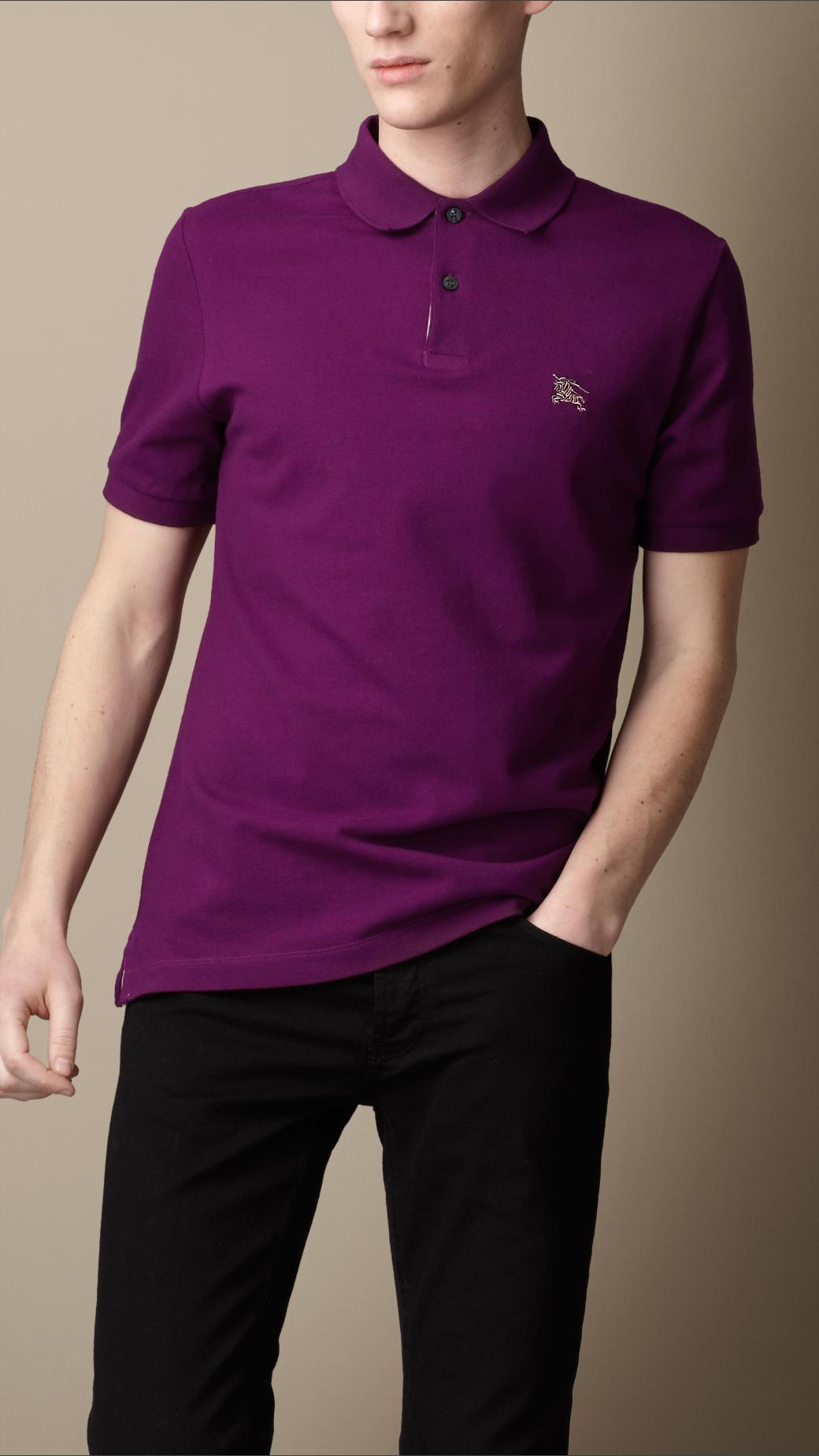 burberry t shirts for men