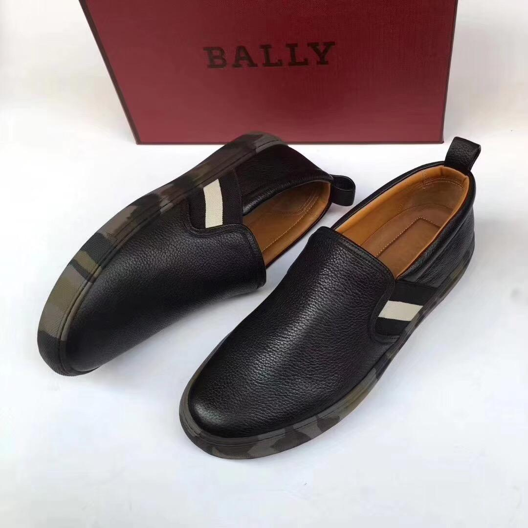 Men's bally shoes