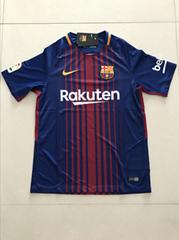 2017-2018 Soccer Jersey Real Madrid Barcelona Manchester Ronaldo Messi Bayern