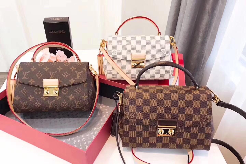 LV Bags Louis Vuittons Handbags Louis Vuitton Monogram LV Louis Vuitton Damier