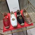 Cheap Gucci shoes women Gucci Flats Gucci Espadrilles Gucci women shoes on sale