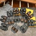 Cheap LOUIS VUITTON men's Sandals LV slippers LV sandals LV FLIP FLOPS ON SALE  1