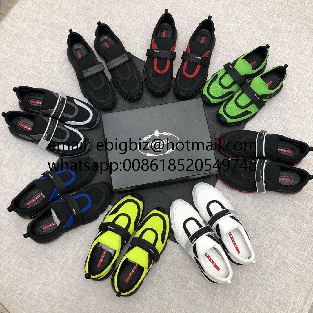 Cheap Prada shoes men Replica Prada shoes on sale Prada sneakers for men  2