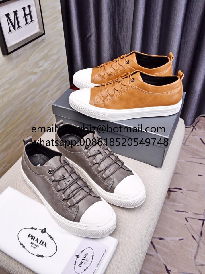 Cheap Prada shoes men Replica Prada shoes on sale Prada sneakers for men  9