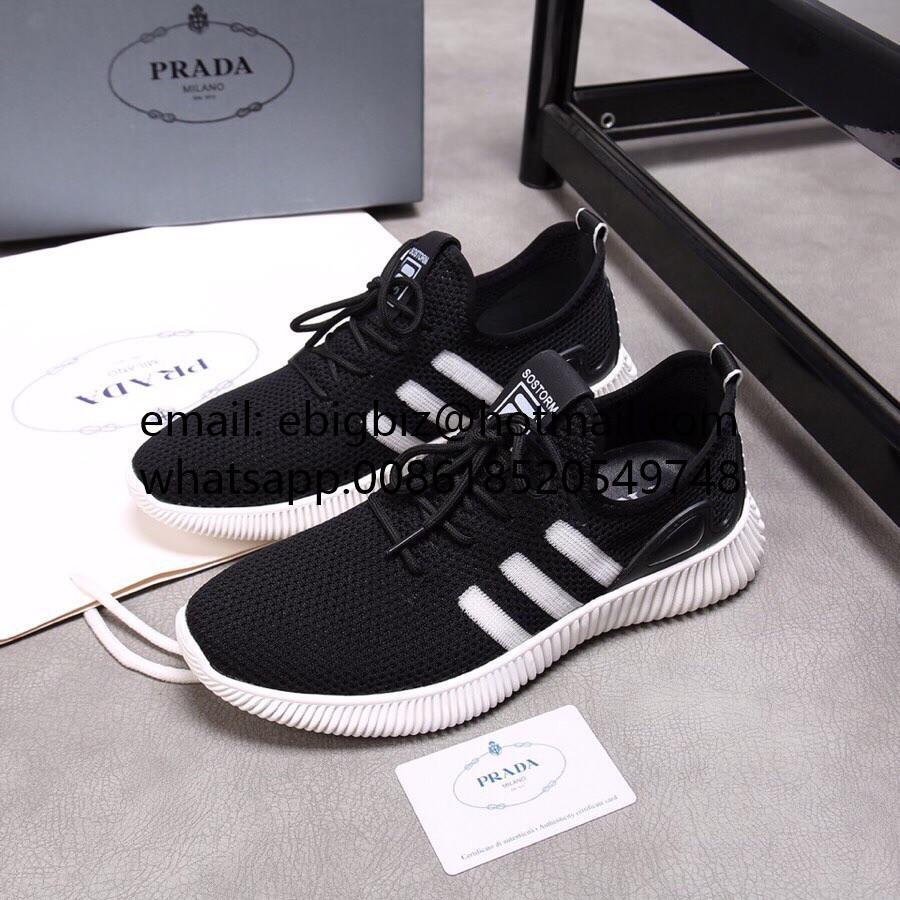 Cheap Prada shoes men Replica Prada shoes on sale Prada sneakers for men  18