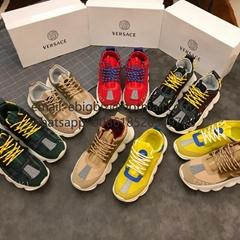 Versace shoes men Versace shoes women Mens Versace Shoes Chain Reaction