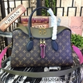 Louis Vuitton Tuileries Toron Handbag Monogram Shoulder Bags Louis Vuitton Bags