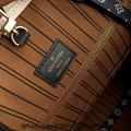 Louis Vuitton Onthego Giant Logo LV White Green Beige Handle Tote Shoulder Bag