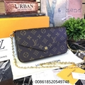 Cheap Louis Vuitton Damier Azur Canvas handbags LV leather Goods LV Small bags